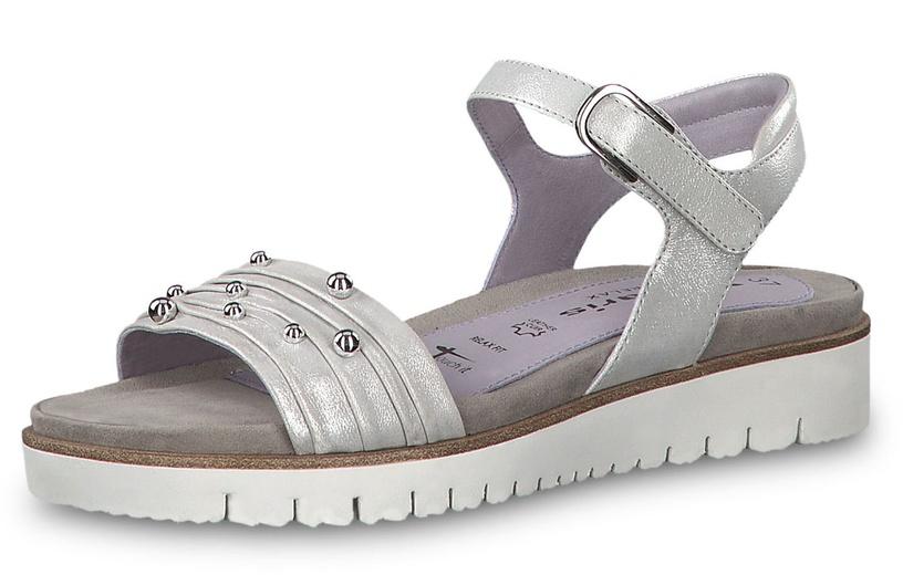 Basutės Tamaris Ines Sandal 1-1-28141-22 Silver 37