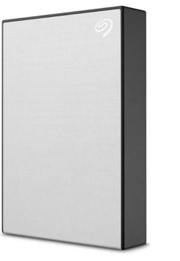 Seagate One Touch HDD 4TB Silver