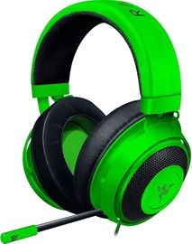 Ausinės Razer Kraken Over-Ear Gaming Headset Green