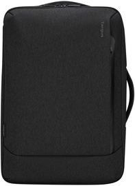 "Targus Cypress Convertible Backpack 15.6"" Black"