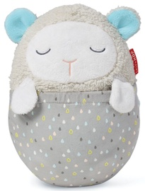 SkipHop Hug Me Lamb Projection Soother