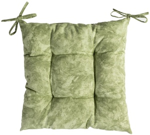 Home4you Summer New Chair Pad 40x40cm Green