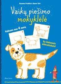 Knyga Vaikų piešimo mokyklėlė