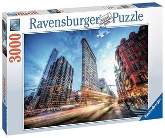 Ravensburger Puzzle Flat Iron Building 3000pcs 17075