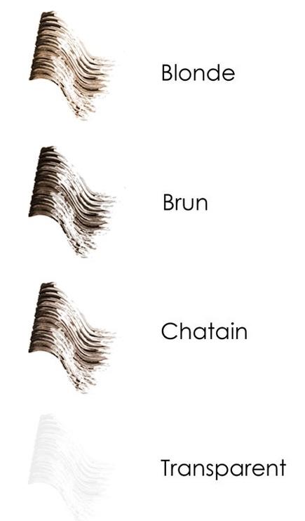 BOURJOIS Paris Brow Design Mascara 6ml 01