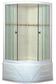 Besk BA-PMD Shower 900x900x1950
