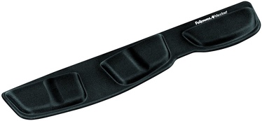 Fellowes Keyboard Palm Support Black 9182801