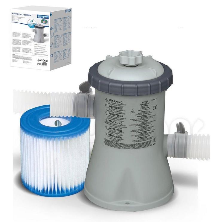 Intex 28602 Cartridge Filter Pump