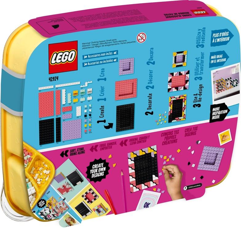 Konstruktorius LEGO®DOTs 41914 Kūrybiški rėmeliai