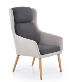 Fotelis Halmar Purio Grey/Dark Grey, 75x67x103 cm
