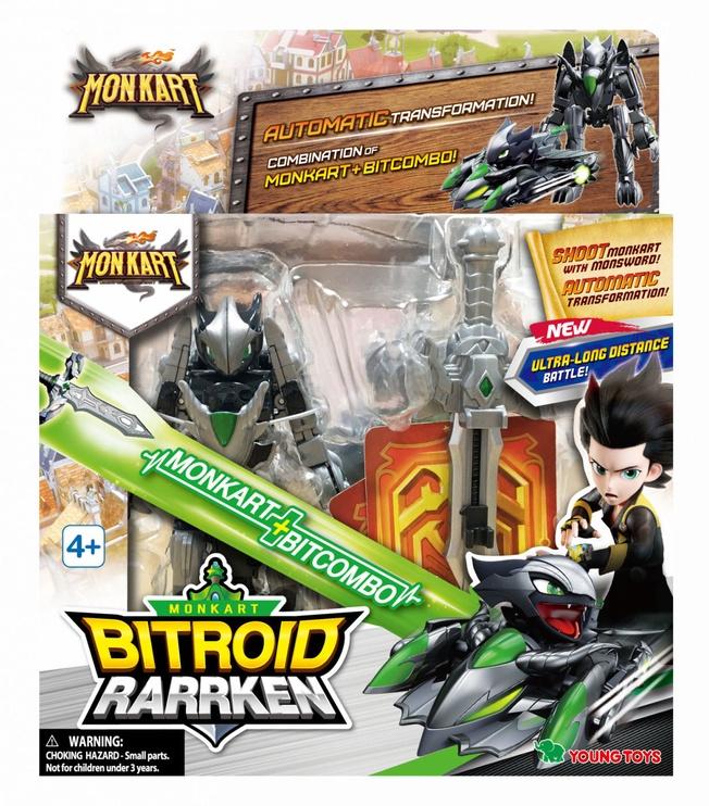 Young Toys Monkart Bitroid Rarrken