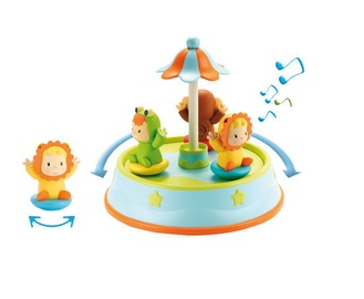 Smoby Cotoons Musical Carousel