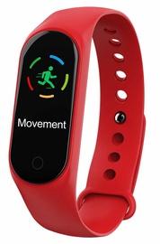 Garett Fit 7 Plus Smartband Red