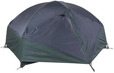 Trīsvietīga telts Marmot Limelight 3P, zaļa/pelēka
