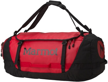 Marmot Long Hauler Duffle Bag 50L Team Red Black
