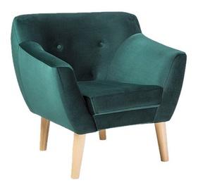 Signal Meble Bergen 1 Armchair Velvet Turquoise