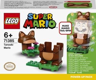 Конструктор LEGO Super Mario Набор усилений «Марио Тануки» 71385, 13 шт.