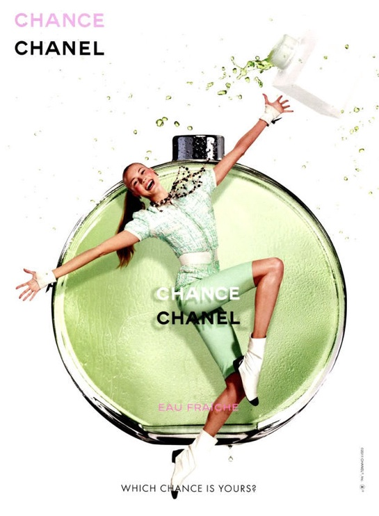 Chanel Chance Eau Fraiche 200ml Shower Gel