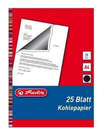 Kalkinis popierius Herlitz, A4, 25 lapai