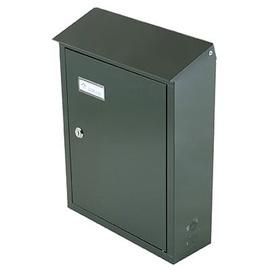 Pastkaste Glori Ir Ko PD900, zaļa, 290x100x385 mm
