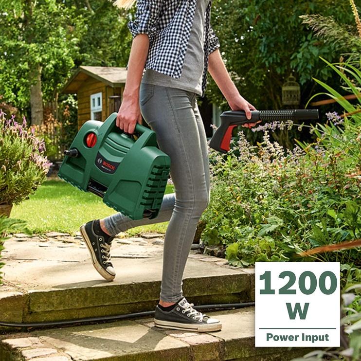 Kõrgsurvepesur Bosch Easy Aquatak 100, 1200 W