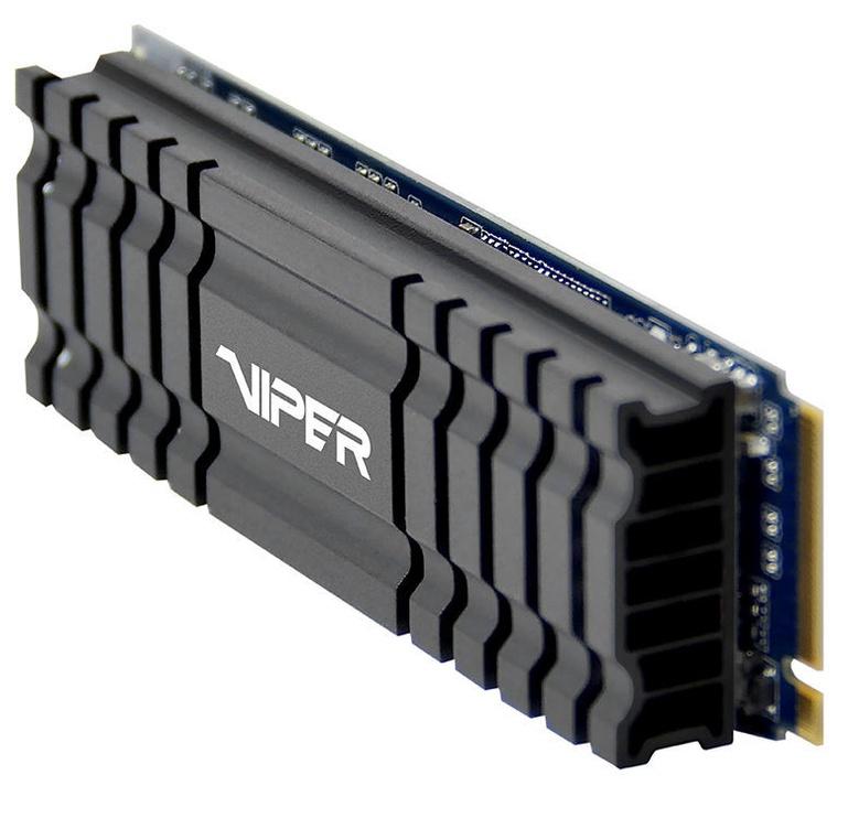 Patriot Viper VPN100 512GB M.2 PCIe VPN100-512GM28H