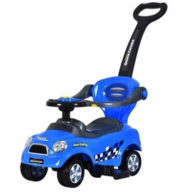 EcoToys Ride On Quick Coupe 3-In-1 Blue