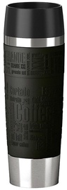 Emsa Travel Mug Grande 0,5L Black