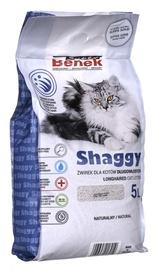 Kaķu pakaiši Super Benek Shaggy, 5 l
