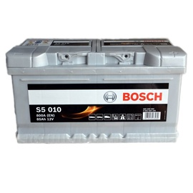 Akumuliatorius Bosch S5, 12 V, 85 Ah, 800 A