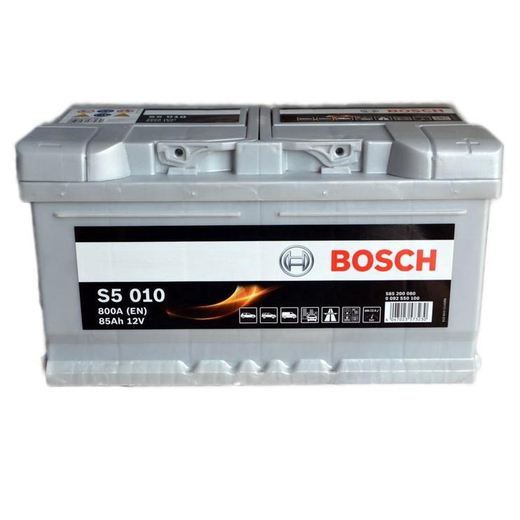 Akumuliatorius Bosch S5, 85 Ah, 800 A, 12 V