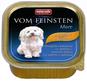 Animonda Von Feinsten Adult Mare Poultry & Codfish 150g