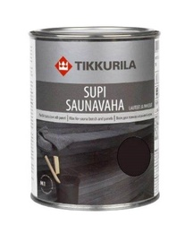 Saunakaitseaine Supi Saunavaha must 0,9L
