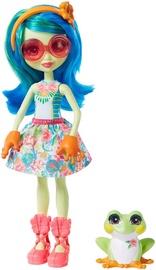 Žaislinė lėlė Enchantimals varlytė Tamika gfn43