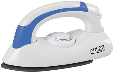 Утюг Adler AD 5015, синий/белый