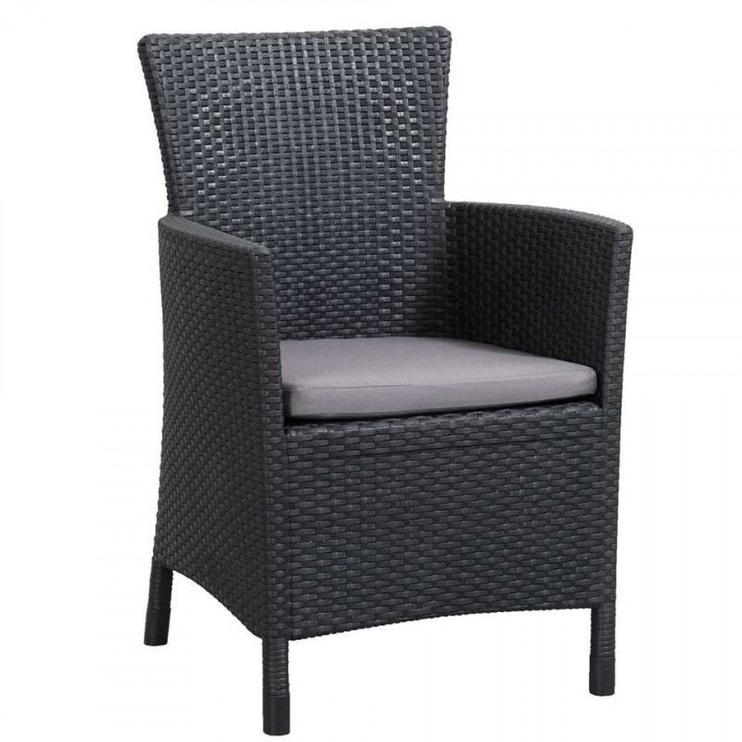 Садовый стул Keter Lowa Grey