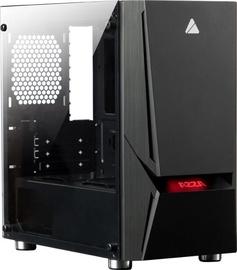 AZZA Luminous 110 RF1 mATX Mid-Tower Black