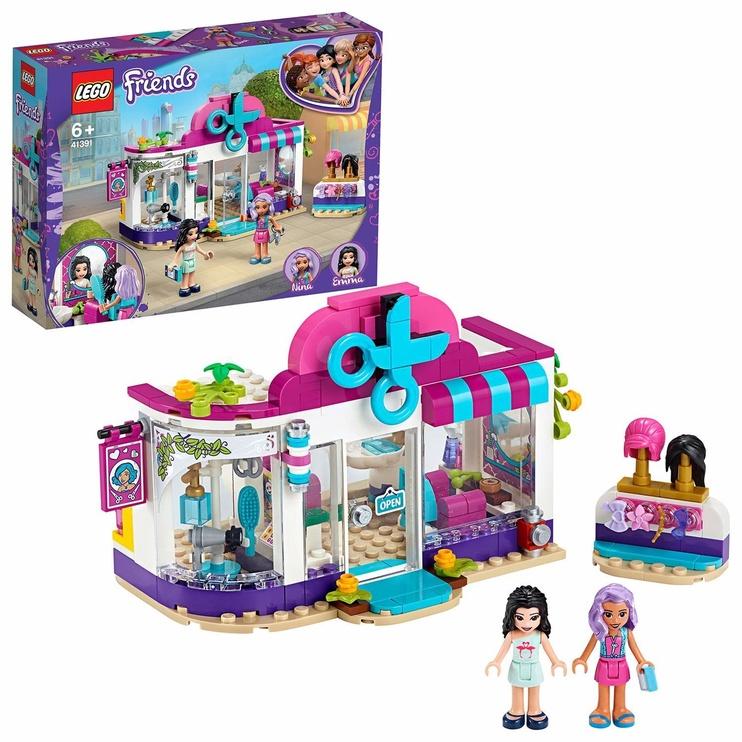 Konstruktor LEGO Friends Heartlake City Hair Salon 41391 41391, 235 tk