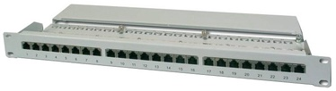 Digitus 19'' CAT6 Patch Panel 24-Port STP DN-91624S