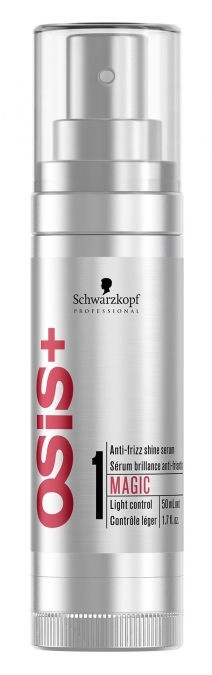 Serums matiem Schwarzkopf Osis Magic Anti-Frizz Shine, 50 ml