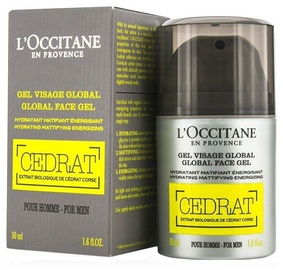 L´Occitane Cedrat Global Face Gel 50ml