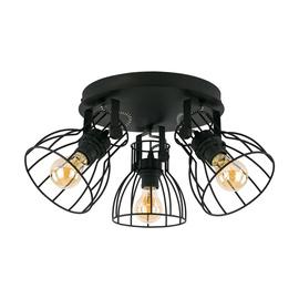 Kryptinis šviestuvas TK Lighting Alano 2123, 3X60W, E27