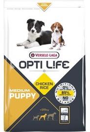 Versele-Laga Opti Life Medium Puppy Chicken Rice 2.5kg