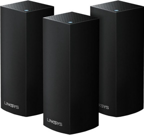 Linksys VELOP Dual Band Black Pack of 3
