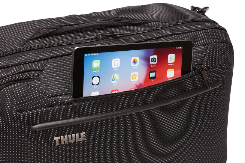Thule Crossover 2 Convertible Carry On Black