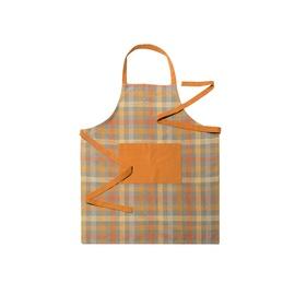 Virtuvinė prijuostė LC 26626, oranžinė, 65 x 80 cm