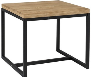 Signal Meble Loras C Coffee Table 60x60cm Oak/Black