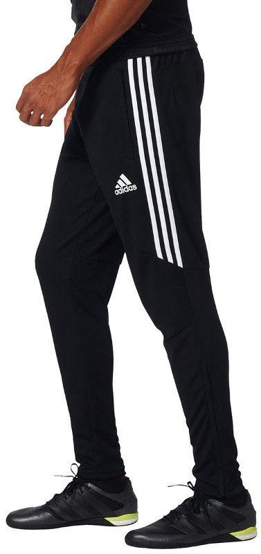 Adidas Tiro 17 Training Pants BS3693 Black S