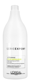 Šampūnas L`Oréal Professionnel Serie Expert Pure Resource Citramine Oil Controlling Purifying, 1500 ml