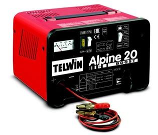 Akulaadija Telwin Alpine 20 Boost, 12 - 24 V, 12 A